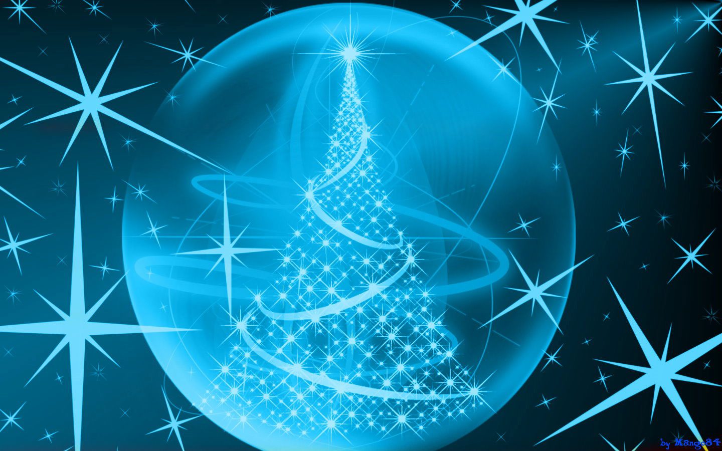 Reses: Christmas Tree Wallpapers