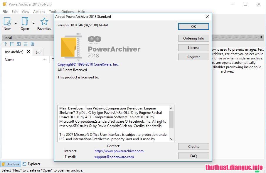 Download PowerArchiver 2018 v18.01.04 Full Cr@ck