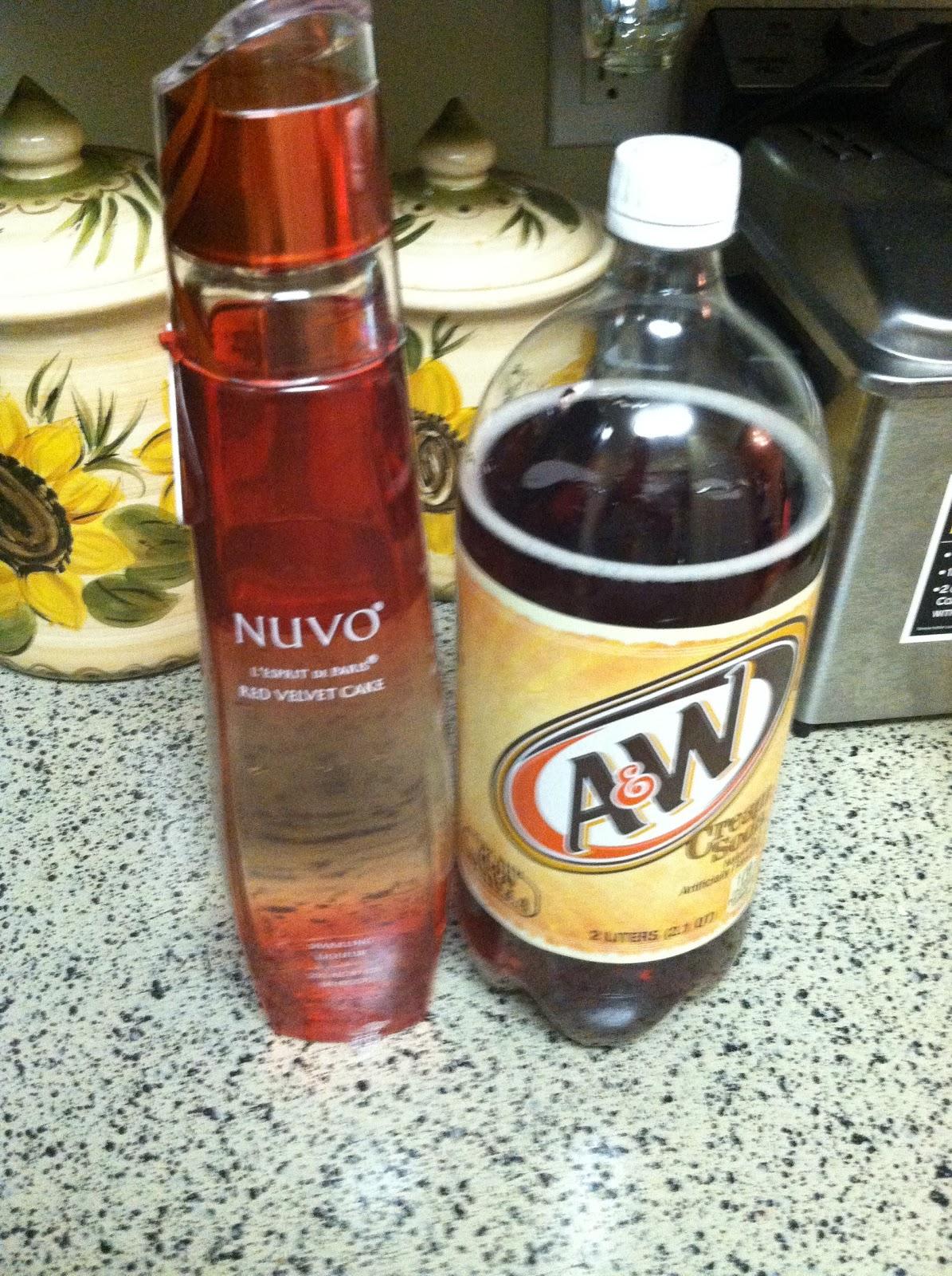 Nuvo Red Velvet Cake Liquor