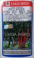 cabai tahan antraknose, benih cabe red kriss, cabai tahan patek, Takii Seed, Jepang, Cabai Dataran Rendah,