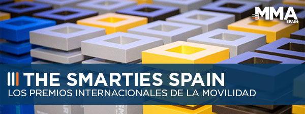 Smarties Spain Premios Internacionales Movilidad