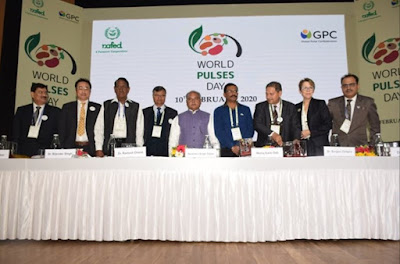 world pulses day 2020 new delhi