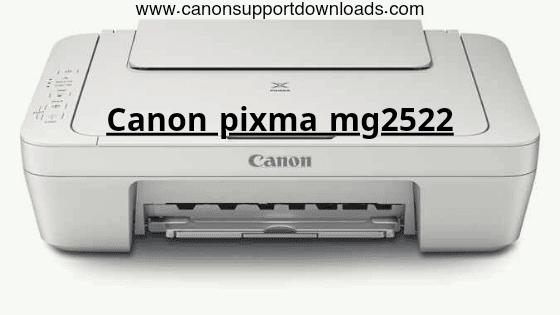Canon mg2522