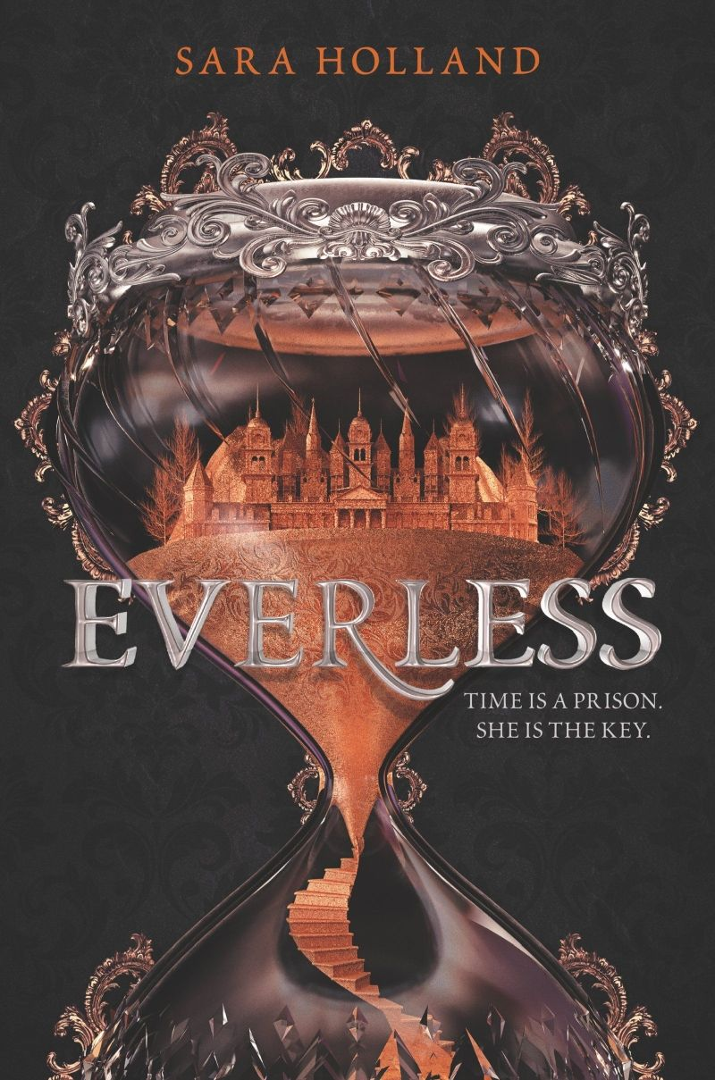 25 Books to Read - Summer 2018 - Everless by Sara Holland