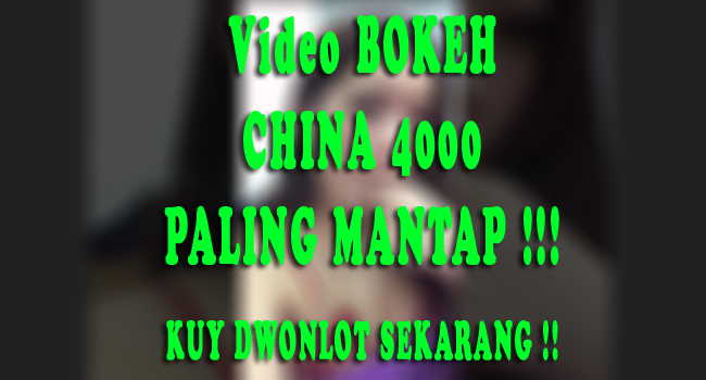 Sexxxxyyyy Video Bokeh Full 2018 Mp3 China 4000 Download Youtube