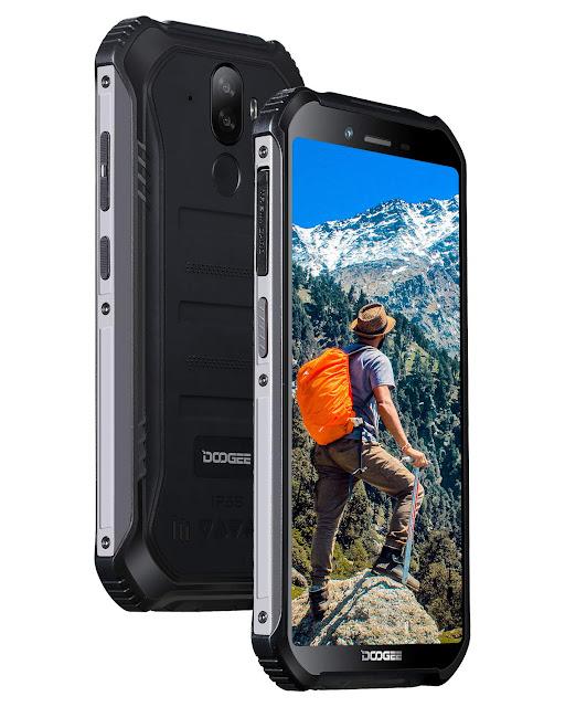 DOOGEE S40 Lite Android 9.0