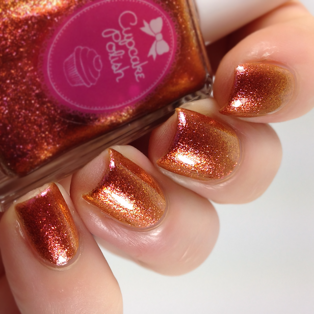 Cupcake Polish-Heart of Iceland