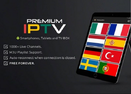 Free Premium iptv Apk App Live TV On All Android Devices - New Kodi