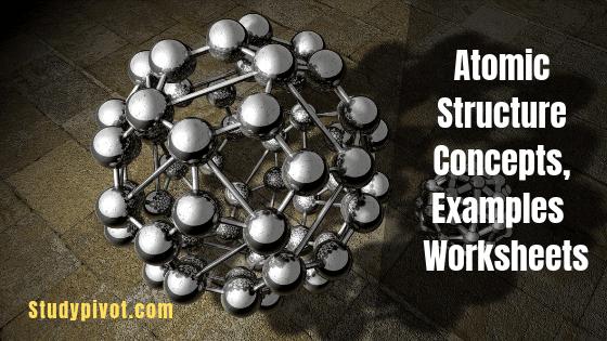 Chemistry: Atomic Structure Atom, Electron, Proton and Neutron