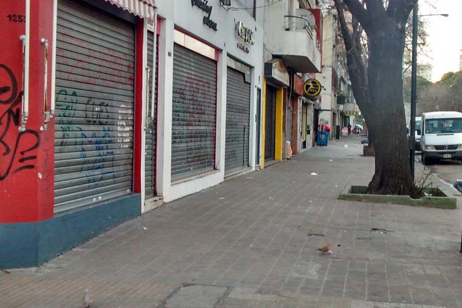 Entre Ríos, comerciantes con serias dificultades para pagar alquileres