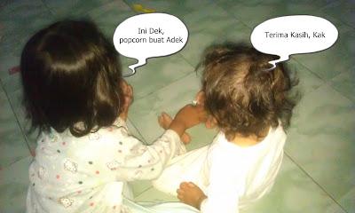 Tiga Kata Ajaib yang Membuat Dekat dengan Anak