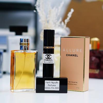 Nước hoa chiết Chanel Allure Eau De Toilette 10ml