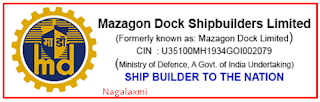 Mazagon Dock Limited Technical Staff, Operative Trainee Previous Question Papers