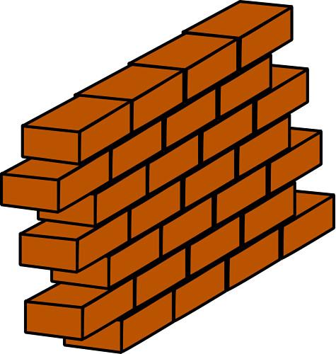 home cartoon brick - photo #23