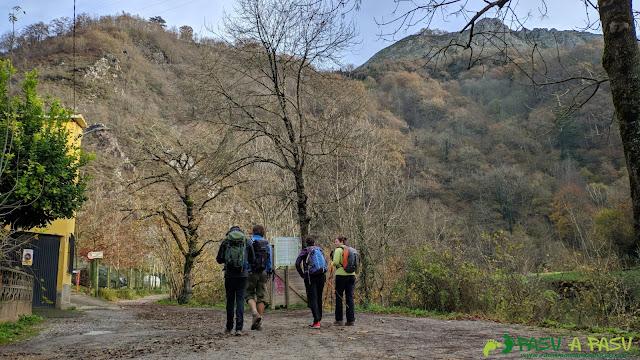 Inicio de ruta en Puente Dobra, camino a Vis