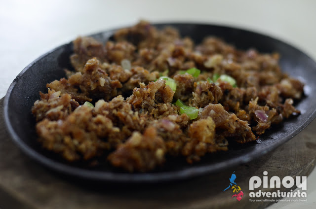 Best Sisig in Angeles City Pampanga
