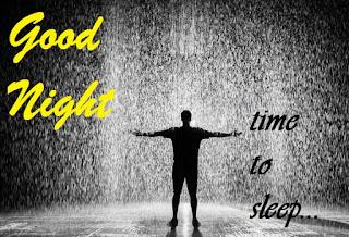 rainy season good night images