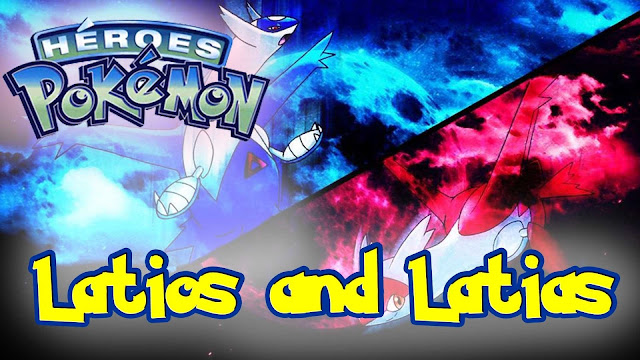 """Pokémon Heroes: Latios and Latias"" (Guardian Gods of the Capital of Water: Latias and Latios) On HD"