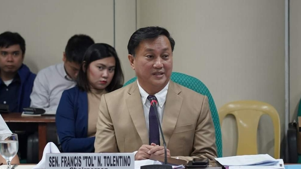 Tolentino urges schools to consider implementing early Christmas break