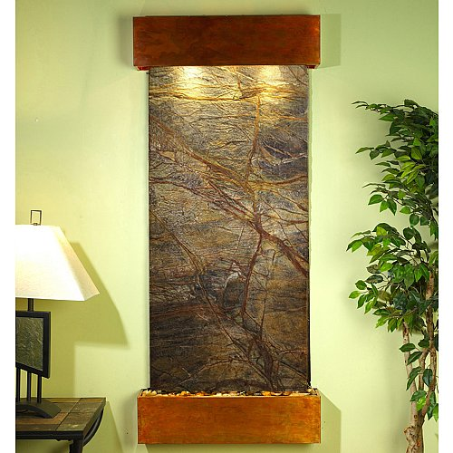 How To Integrate Interior Wall Fountains In Your Home: Renovate The Interior Design Of Your Lounge Room Instantly