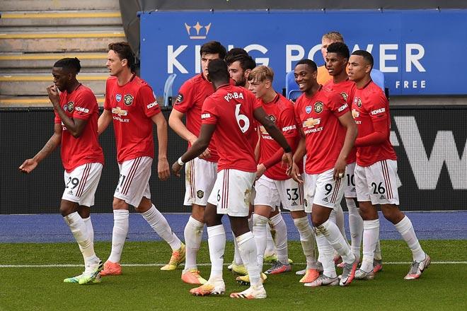 MU giành vé dự Cúp C1: Pogba cực phấn khích, tự định đoạt tương lai