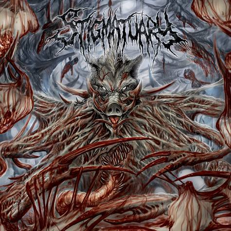 Best Death Metal Cover in May 2016