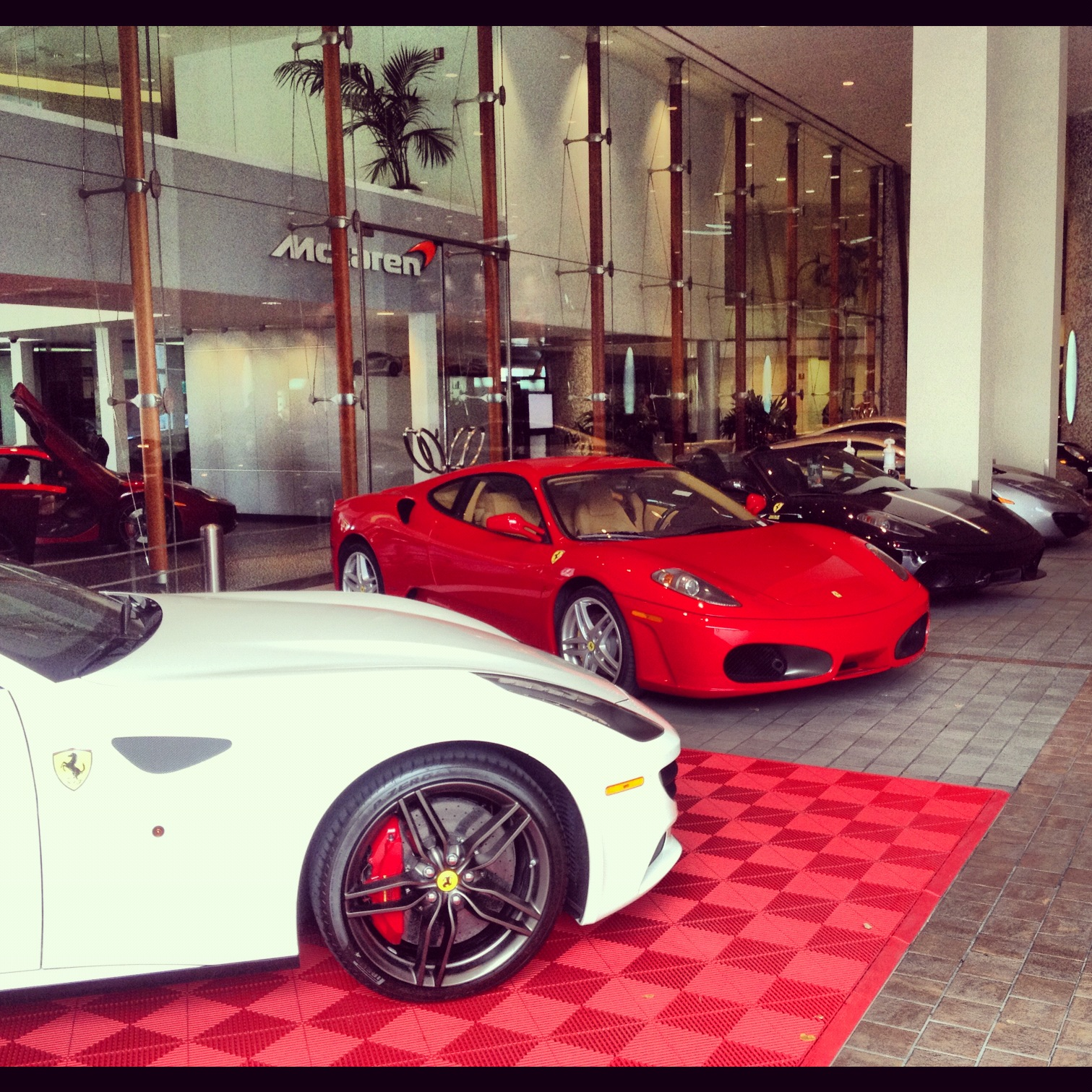 Miami Insider: Buying A New Car: The Collection Miami