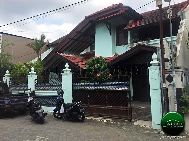 Rumah di Tengah Kota dekat Malioboro