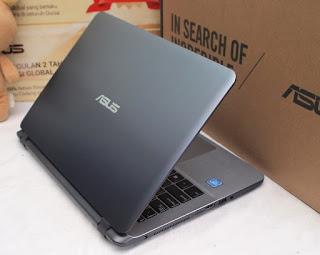 Jual Laptop Bekas Asus A407 Celeron di Malang