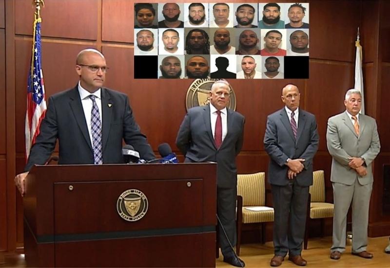Desmantelan poderosa narco banda liderada por dominicanos en Rhode Island