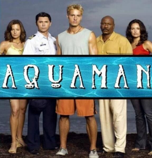 Falando em Série - Pilotos fracassados: AQUAMAN (2006)