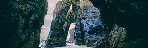 The mystery of Las Catedrales