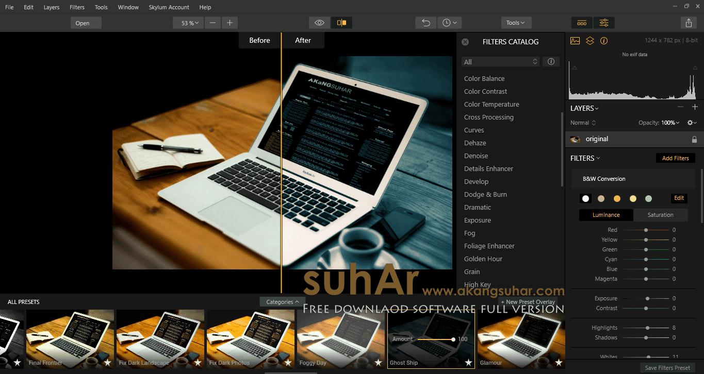 Free download Luminar 2018 Full Crack Terbaru, Luminar 2018 Latest Version