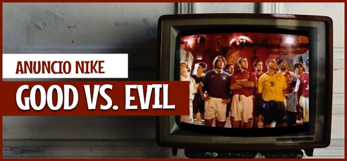 Anuncio Good vs. Evil (Nike, 1996)