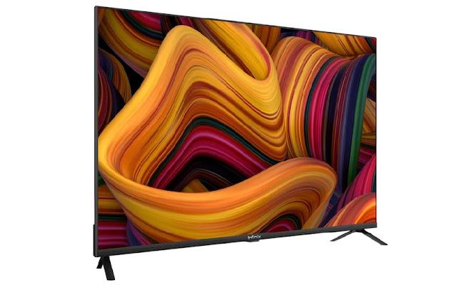 40 इंच का Full-HD Smart Tv लॉन्च किया Infinix ने एंड्रॉयड स्मार्ट टीवी, कीमत 20 हज़ार रुपये से भी कम
