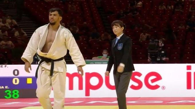 Tokio 2020: judoca argelino se negó a enfrentar rival israelí