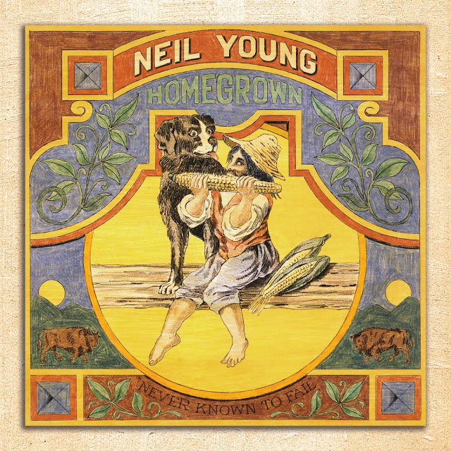 Crítica: Neil Young - Homegrown