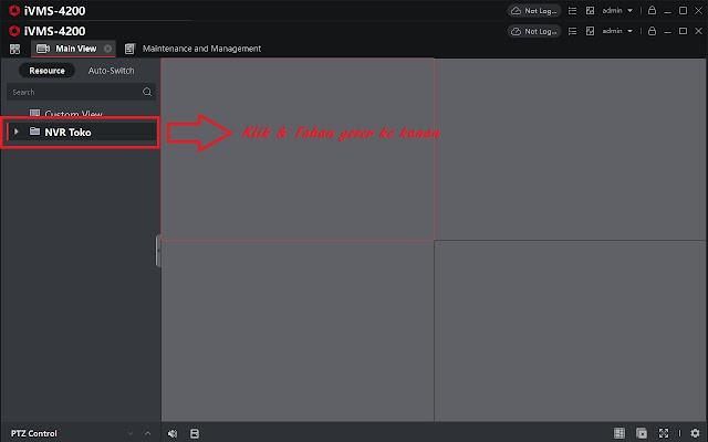 Cara setting software IVMS hikvision di komputer terbaru 2020