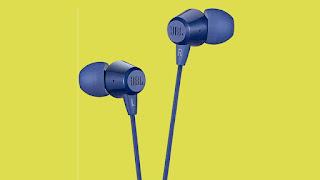JBL C50HI in Ear Headphones