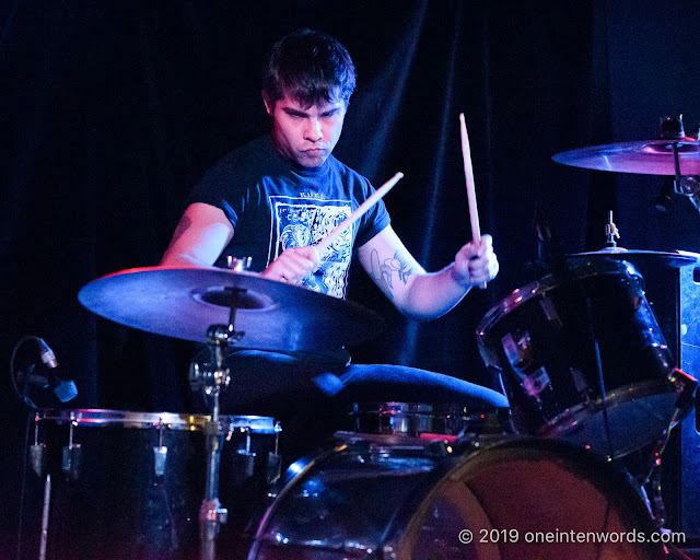 Dark Thoughts at The Garrison on July 29, 2019 Photo by John Ordean at One In Ten Words oneintenwords.com toronto indie alternative live music blog concert photography pictures photos nikon d750 camera yyz photographer