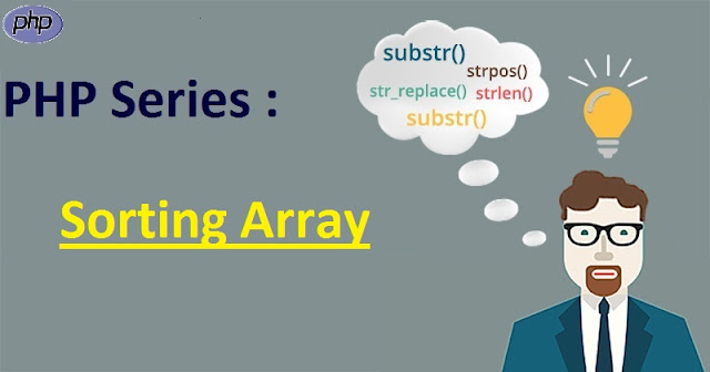 PHP Series : Sorting Array dalam PHP