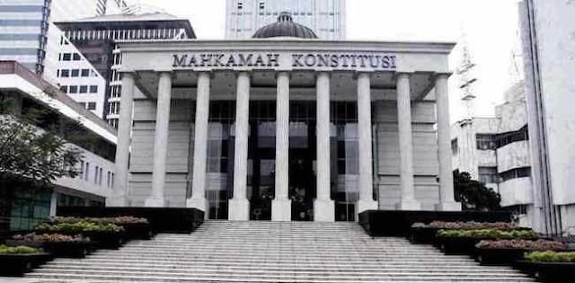 MK Bacakan Putusan Sengketa Pilpres 28 Juni