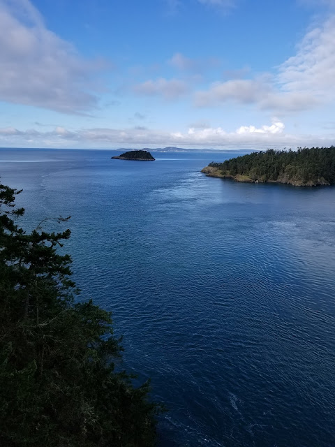 Deception Pass Washington by Wendy Kolar Mullen