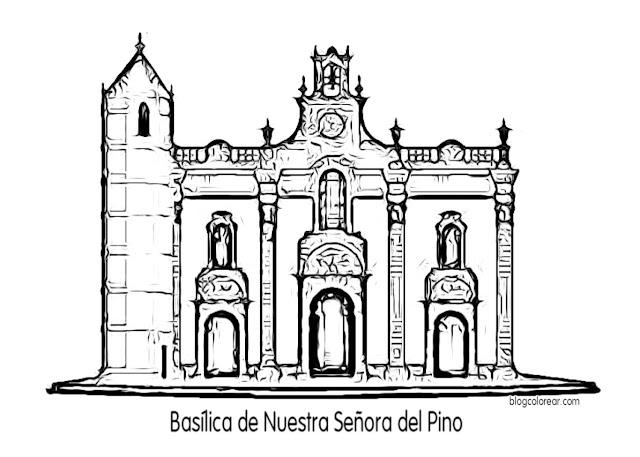 Canarias basilica Virgen del pino