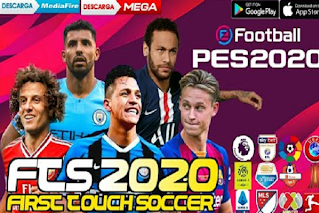 Download Game Android FTS Mod PES 2020