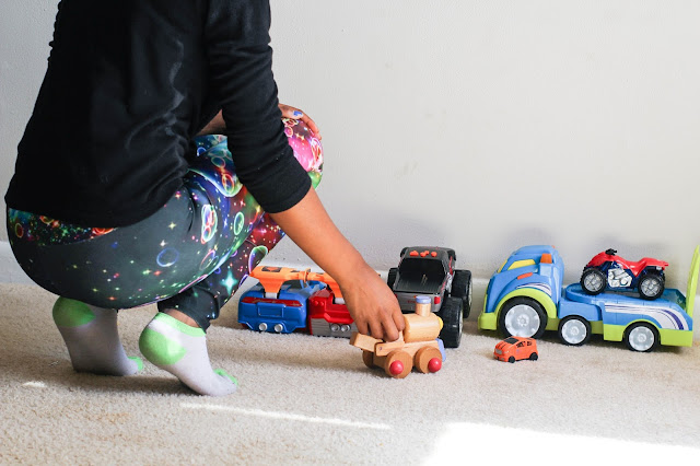 3 habits to clutter free home with children