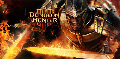 Dungeon Hunter 3 Apk + Data for Android Full Game Download
