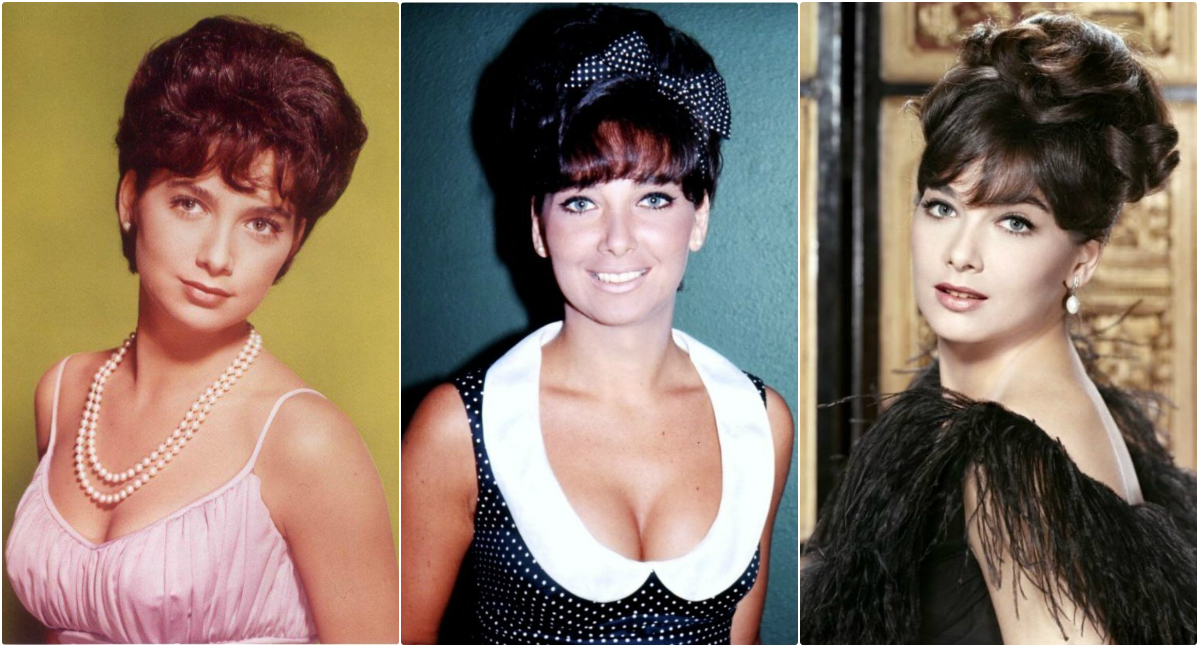 40 Glamorous Photos of Suzanne Pleshette in the 1960s