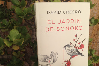 """""""El jardín de Sonoko"""" de David Crespo"""