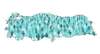 Türkiye Nüfusu, Türk Halkı